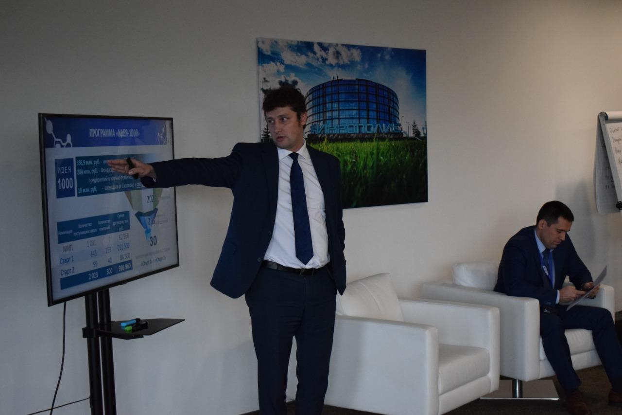 Представители ведущих институтов инновационного развития пригласили резидентов ОЭЗ «Иннополис» в действующие программы финансовой поддержки.
